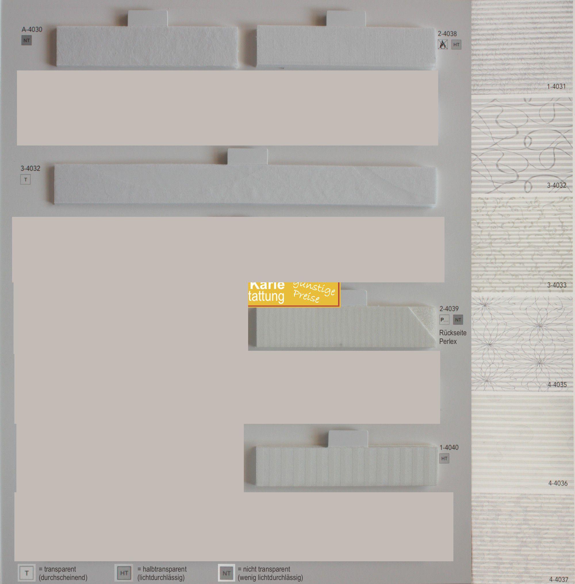 mhz plissee vorh nge g nstig bestellen bei bertram karle. Black Bedroom Furniture Sets. Home Design Ideas