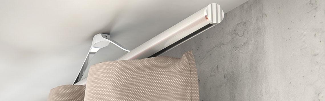 mhz vorhangstangen g nstig bestellen bei bertram karle. Black Bedroom Furniture Sets. Home Design Ideas